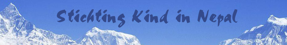 Stichting Kind in Nepal
